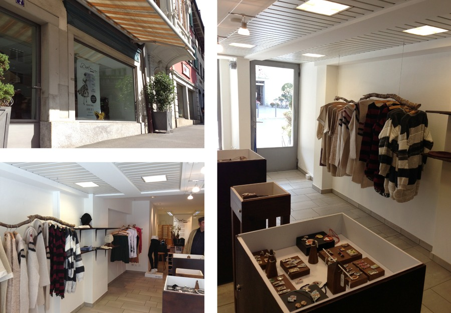 Damenmode Boutique in Zug